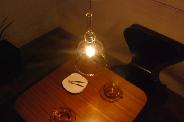AIR lamps with glass shades pendant light (pull seat sealing type)