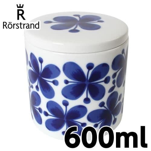 愛らしい花柄が特徴の モナミ シリーズ ロールストランド Rorstrand ファッション通販 ジャー Mon 送料無料 新品 600ml Amie 蓋付き