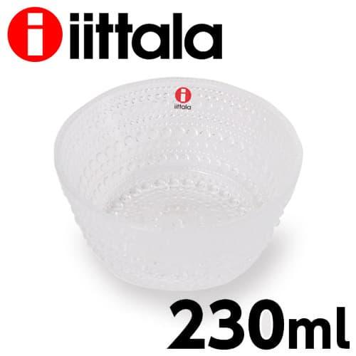 大規模セール 海外輸入 北欧食器 イッタラ iittala カステヘルミ Kastehelmi クリアお皿 230ml ボウル 皿