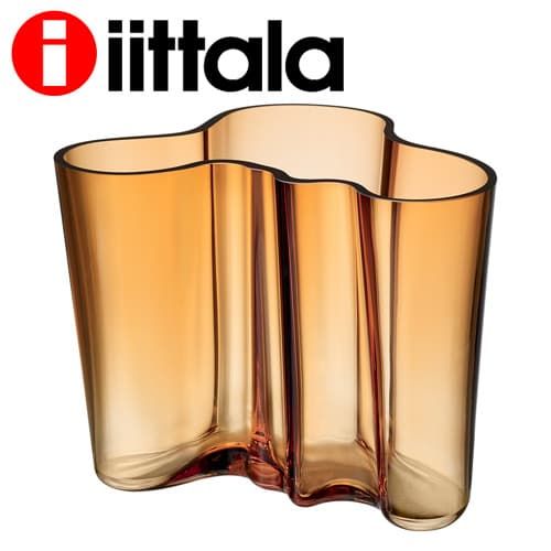iittala イッタラ アルヴァアアルト Alvar Aalto ベース 160mm デザート