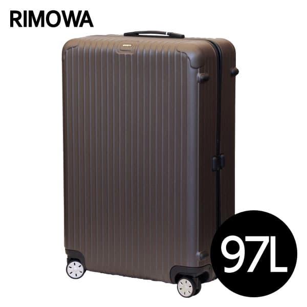 リモワ RIMOWA サルサ 97L マットブロンズ SALSA 810.77.38.4