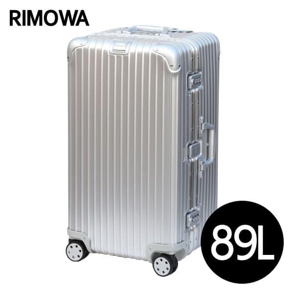 リモワ RIMOWA トパーズ TOPAS スポーツマルチホイール 89L シルバー SPORT MULTIWHEEL スーツケース 923.75.00.4