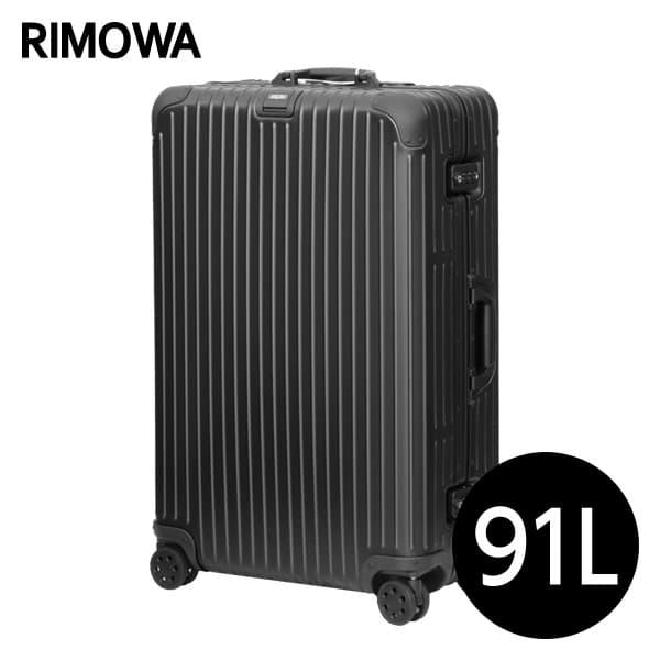リモワ RIMOWA トパーズ ステルス 91L ブラック TOPAS STEALTH マルチホイール スーツケース 924.73.01.4