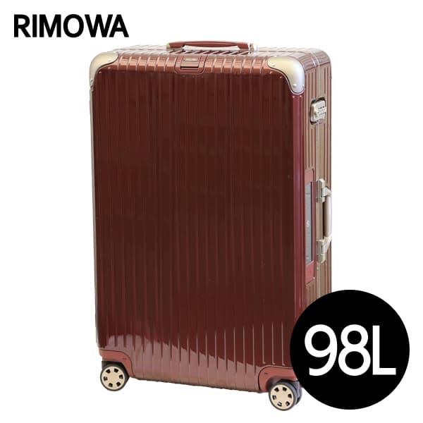 リモワ RIMOWA リンボ 98L カルモナレッド E-Tag LIMBO ELECTRONIC TAG マルチホイール スーツケース 882.77.34.5