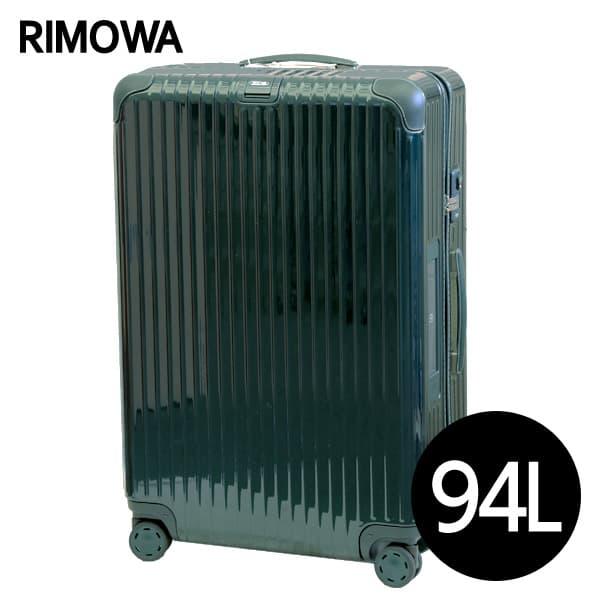 リモワ RIMOWA ボサノバ 94L ジェットグリーン/グリーン E-Tag BOSSA NOVA ELECTRONIC TAG スーツケース 870.77.40.5