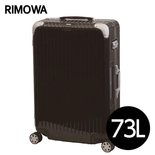 リモワ RIMOWA リンボ 73L グラナイトブラウン E-Tag LIMBO ELECTRONIC TAG マルチホイール スーツケース 882.70.33.5