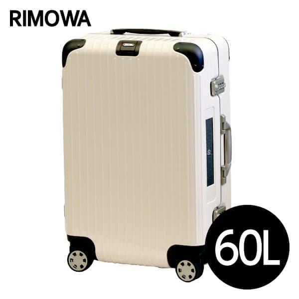 リモワ RIMOWA リンボ 60L クリームホワイト E-Tag LIMBO ELECTRONIC TAG マルチホイール スーツケース 882.63.13.5