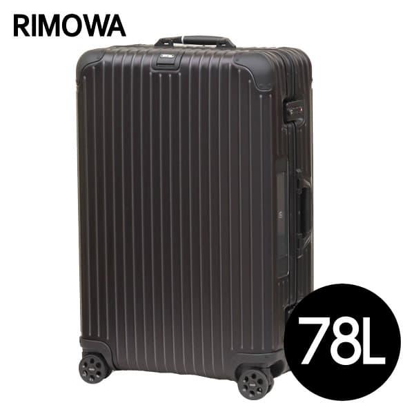 リモワ RIMOWA トパーズ ステルス トパーズ 78L ELECTRONIC E-Tag TOPAS スーツケース ELECTRONIC TAG マルチホイール スーツケース 924.70.01.5, 楽器de元気:549391fd --- sunward.msk.ru
