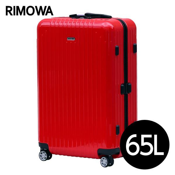 リモワ RIMOWA サルサ エアー 65L ガーズレッド SALSA AIR マルチホイール スーツケース 820.63.46.4