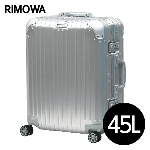 リモワ RIMOWA トパーズ 45L シルバー TOPAS マルチホイール スーツケース 924.56.00.4