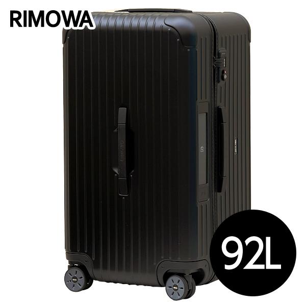 リモワ RIMOWA サルサ スポーツ 92L マットブラック E-Tag SALSA ELECTRONIC TAG スポーツ マルチホイール スーツケース 811.75.32.5