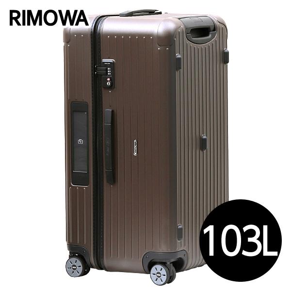リモワ RIMOWA サルサ スポーツ 103L マットブロンズ E-Tag SALSA ELECTRONIC TAG スポーツ マルチホイール スーツケース 811.80.38.5
