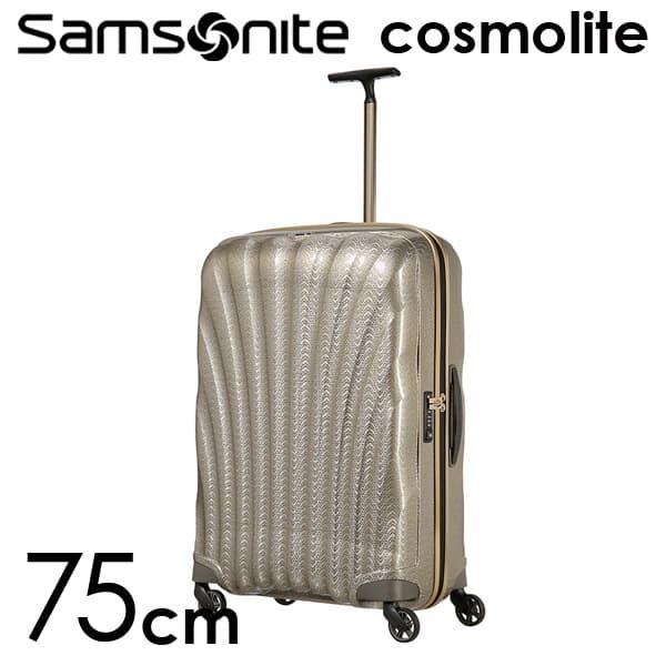 サムソナイト コスモライト3.0 スピナー 75cm ゴールドシルバー Samsonite Cosmolite 3.0 Spinner 105124-6719 94L