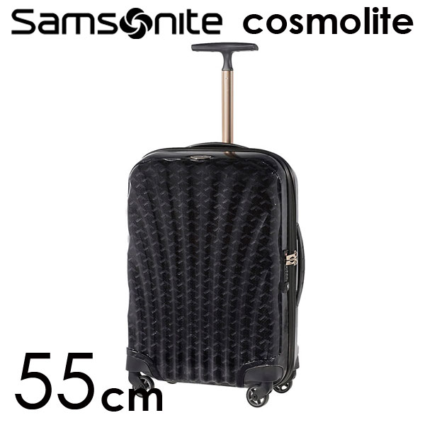 サムソナイト コスモライト 3.0 スピナー 55cm LTD ブラックプリント Samsonite Cosmolite 3.0 Spinner Blackprint 115312-2878 36L