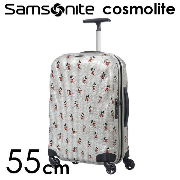 サムソナイト コスモライト 3.0 スピナー 55cm ディズニーエディション ミッキー Samsonite Cosmolite 3.0 Spinner Disney Ed. Mickey True Authentic 111179-7405 36L