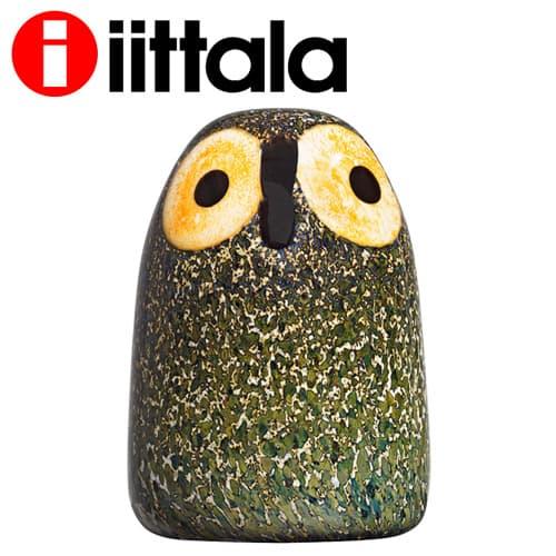 iittala イッタラ Birds by Toikka バード メンフクロウ ヒナ リトル バーン オウル 45×65mm Little Barn Owl