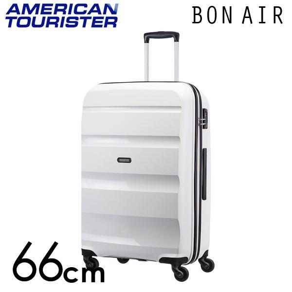 サムソナイト アメリカンツーリスター ボンエアー ボンエアー Air 66cm ホワイト American Tourister 57.5L Bon Air Spinner 57.5L, 幸せの店:9e81af98 --- sunward.msk.ru