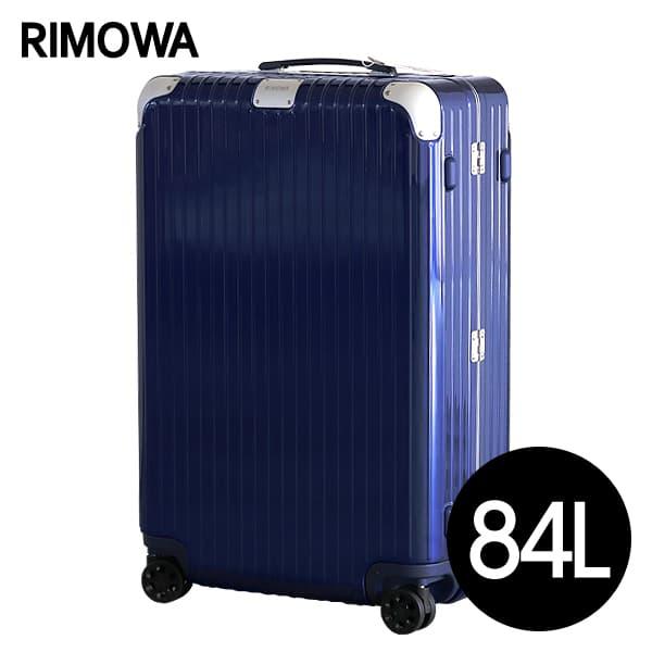 リモワ RIMOWA ハイブリッド チェックインL 84L グロスブルー Check-In L スーツケース 883.73.60.4