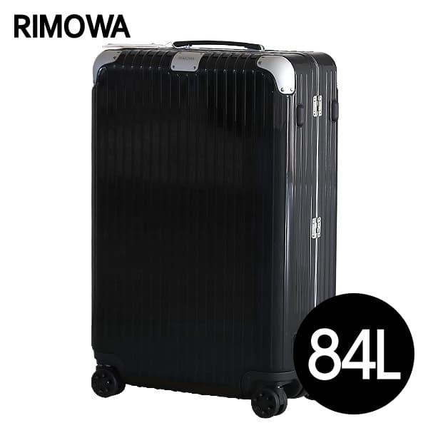 リモワ RIMOWA ハイブリッド チェックインL 84L グロスブラック Check-In L スーツケース 883.73.62.4