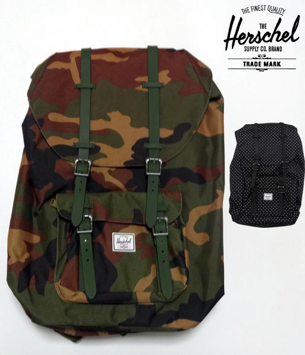 ハーシェル サプライ - Herschel Supply リトルアメリカ Little America backpack バックパック リュックサック リュック 通学 かわいい おしゃれ 大容量 レディース 大人 メンズ NEW 2014年 新色