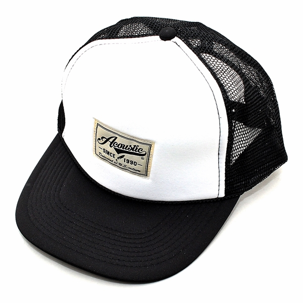 075aae1c5d6  the classic mesh cap which it was simple and finished by a front tag  design