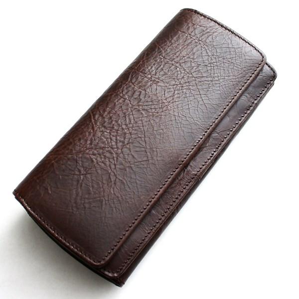 ホークカンパニー 財布 12-3417 チョコ【10P09Jan16】