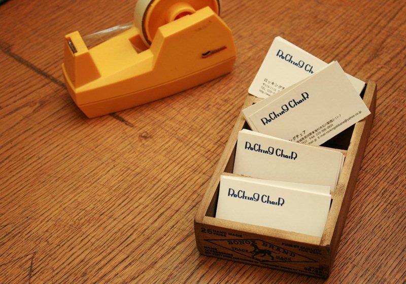 道尔顿 [DULTON,木制名片盒 (都是一个颜色) 生活小玩意古董玩意美国商品天然木制存储盒卡把的腕带松木材木制盒 (18-CH14H503NT)