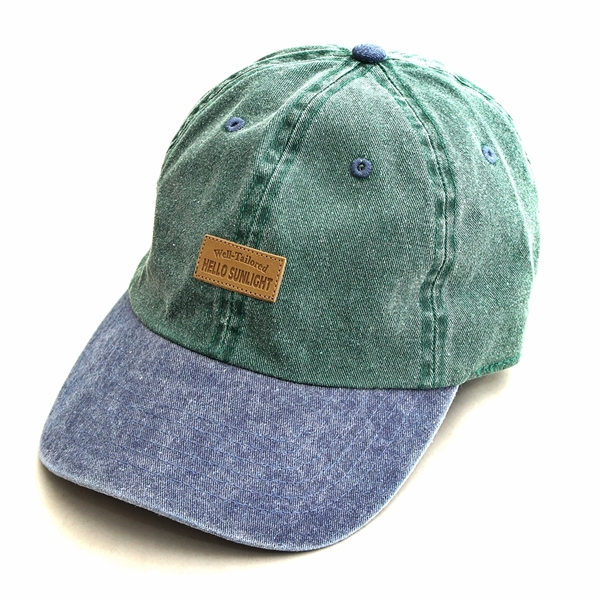 Well tailored collar Well-Tailored low cap men gap Dis brand hat cap cotton  twill ... 964b318a1210