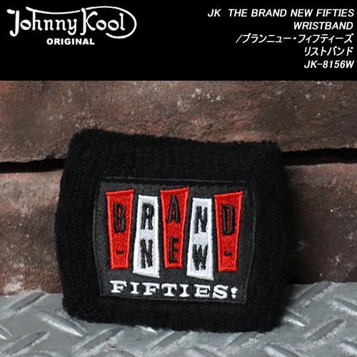 JOHNNY KOOL<Br>ジョニークール<Br>◆JK THE BRAND NEW FIFTIES WRISTBAND◆◆ブランニュー・フィフティーズ リストバンド◆JK-8156W