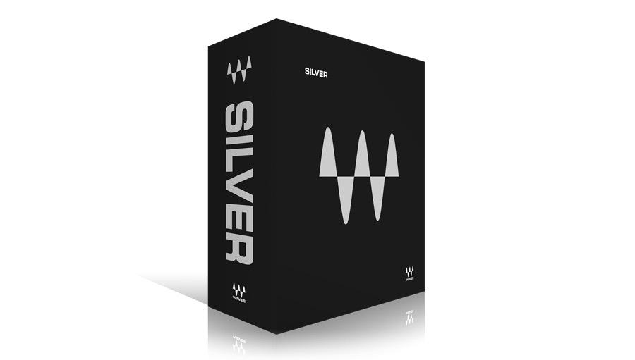【クーポン配布中!】WAVES(ウェイブス/ウェーブス) Silver 【★Waves Specials!】【※シリアルPDFメール納品】【DTM】【エフェクトプラグイン】