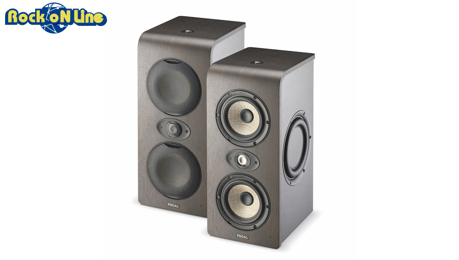 Focal(フォーカル) SHAPE TWIN (1Pair)【DTM】【モニタースピーカー】
