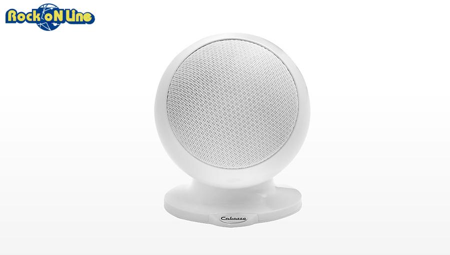 Cabasse(カバッセ) ALCYONE2(ホワイト)【オーディオ】【小型フルレンジスピーカー】