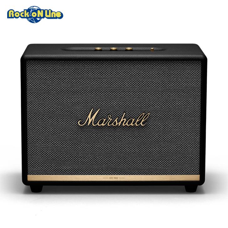 Marshall(マーシャル) Woburn II Bluetooth Black【オーディオ】【Bluetoothスピーカー】【インテリア】