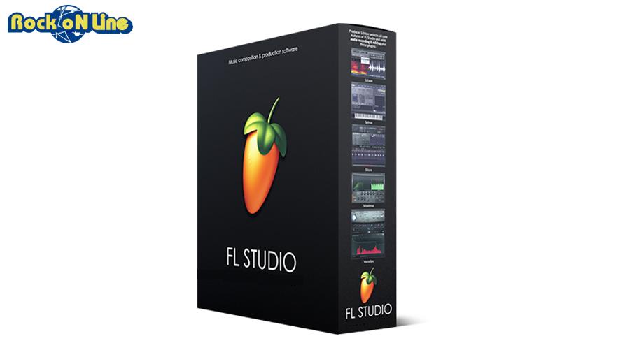 IMAGE LINE SOFTWARE(イメージラインソフトウェア) FL STUDIO 20 Fruity【DTM】【DAW】【作曲ソフト】