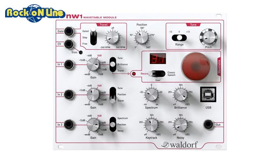 【クーポン配布中!】Waldorf Music(ウォルドルフミュージック) nw1【DTM】【シンセサイザー】