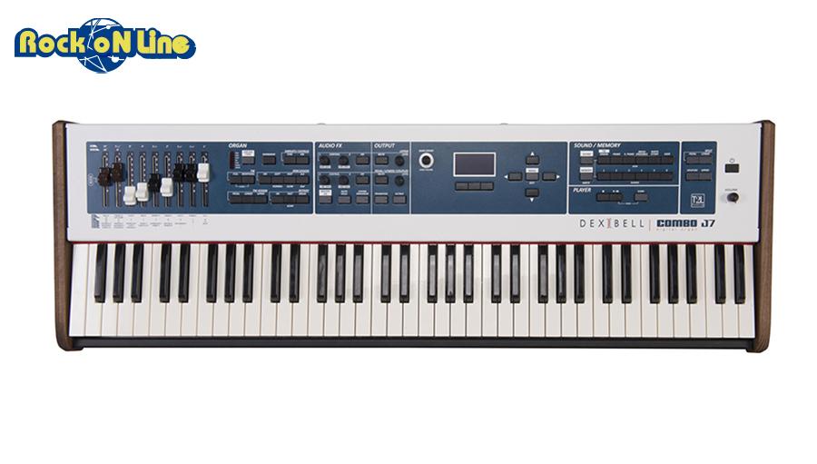 【メーカー包装済】 Dexibell(デキシベル) COMBO J7【電子ピアノ】【73鍵盤】, AQUA-F:df9c755a --- esef.localized.me