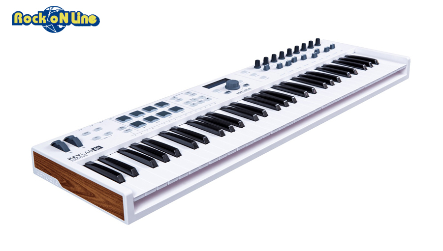 Arturia(アートリア) KeyLab Essential 61【MIDIコントローラー】【ソフトシンセ】