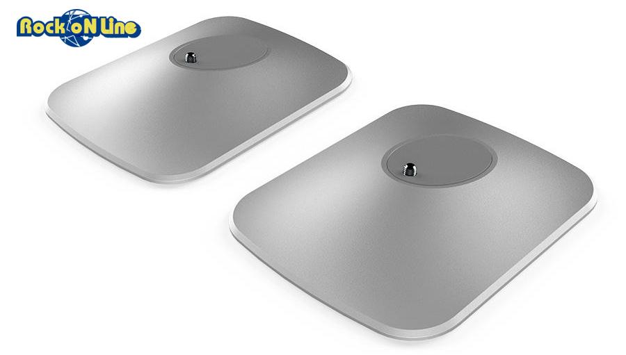 KEF(ケーイーエフ) P1 Desk Pad Silver【スピーカースタンド】