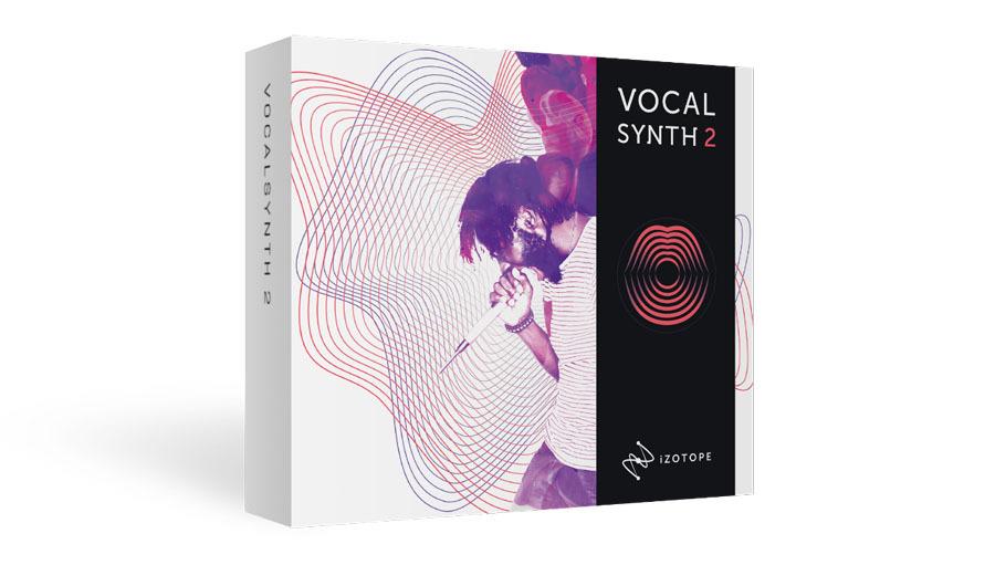 iZotope(アイゾトープ) VocalSynth 2【※シリアルPDFメール納品】【DTM】【プラグインエフェクト】