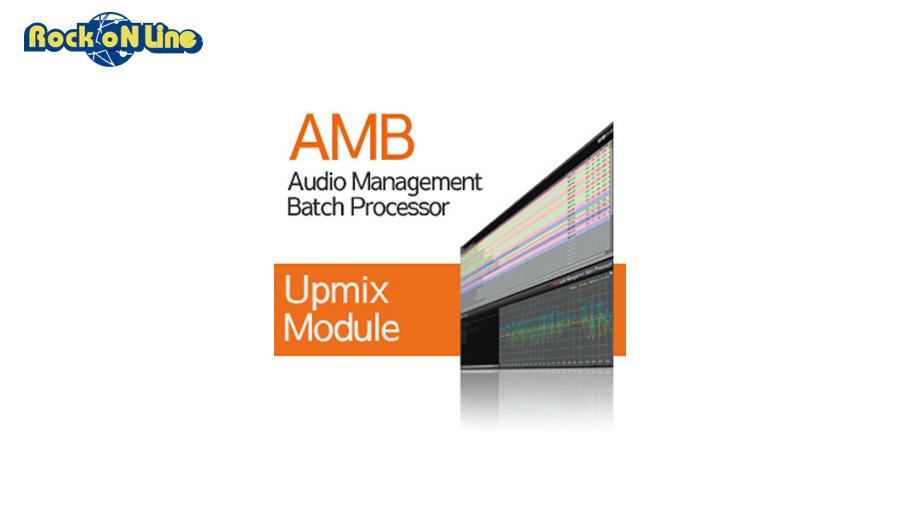 NuGen Audio(ニュージェン オーディオ) AMB Upmix Module【エフェクトプラグイン】