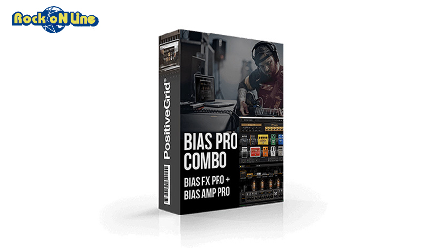 Positive Grid(ポジティブ グリッド) BIAS Pro Combo【Positive Grid Spring Software Promotion!】【※シリアルPDFメール納品】