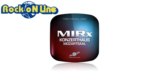 【クーポン配布中!】VIENNA(ビエナ) MIRx KONZERTHAUS MOZARTSAAL【DTM】【エフェクトプラグイン】