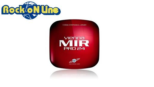 VIENNA(ビエナ) MIR PRO 24【DTM】【エフェクトプラグイン】