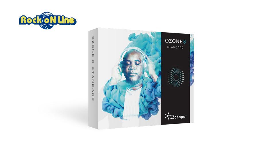 【クーポン配布中!】iZotope(アイゾトープ) Ozone 8 Standard【在庫限り特価!】【※シリアルPDFメール納品】【DTM】【プラグインエフェクト】【マスタリング】