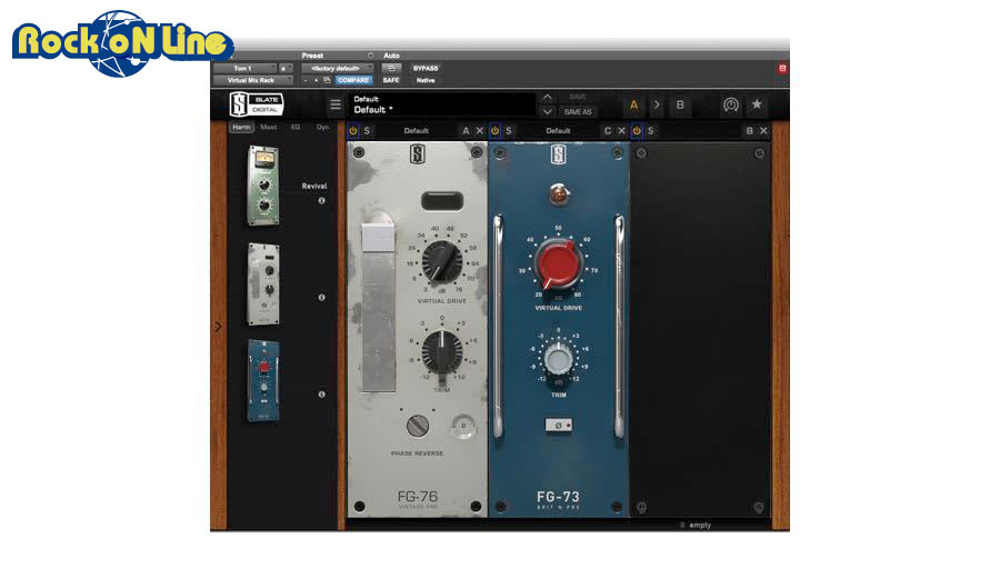 SLATE DIGITAL(スレイト デジタル) Virtual Preamp Collection (VPC)【DTM】【エフェクトプラグイン】