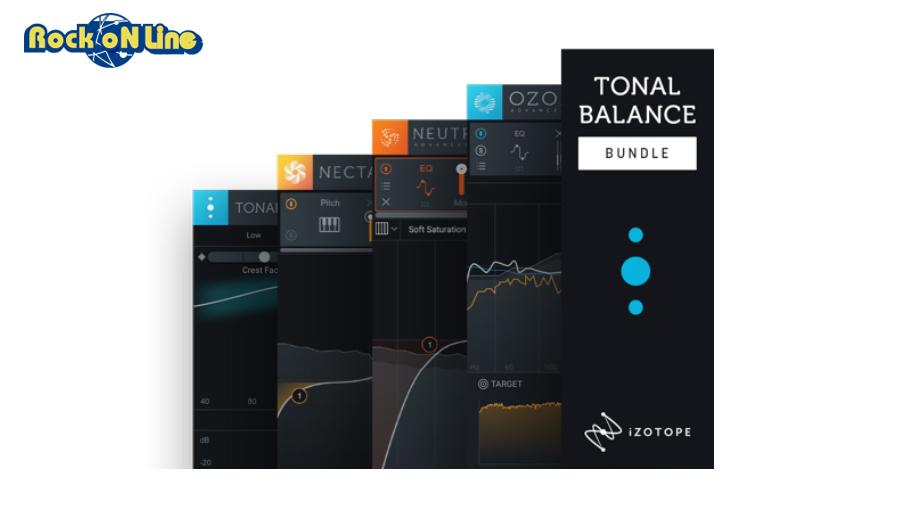 iZotope(アイゾトープ) Tonal Balance Bundle【※シリアルPDFメール納品】【DTM】【プラグインエフェクト】【マスタリング】