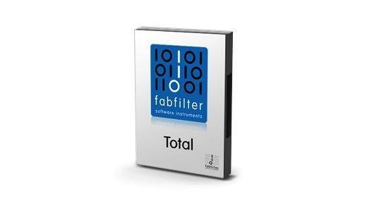 FabFilter(ファブフィルター) Total Bundle【※シリアルメール納品】