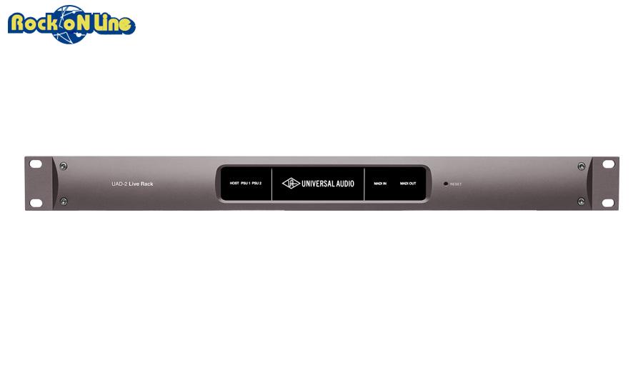 Universal Audio(ユニバーサルオーディオ) UAD-2 Live Rack CORE【DTM】