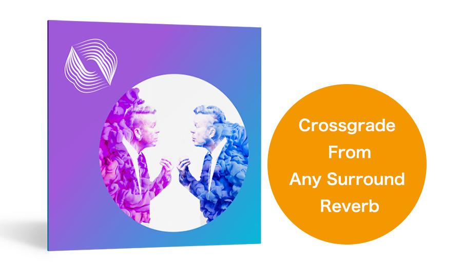 iZotope(アイゾトープ) Dialogue Match クロスグレード 【対象製品:Exponential Audio Surround Reverb製品のいずれか1つをお持ちの方】【※シリアルPDFメール納品】【DTM】【プラグインエフェクト】