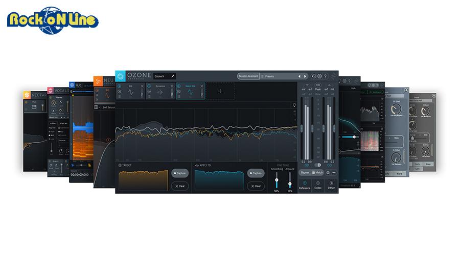 iZotope(アイゾトープ) Music Production Suite 3 【Mix&Masteringキャンペーン!】【※シリアルPDFメール納品】【DTM】【プラグインエフェクト】【マスタリング】